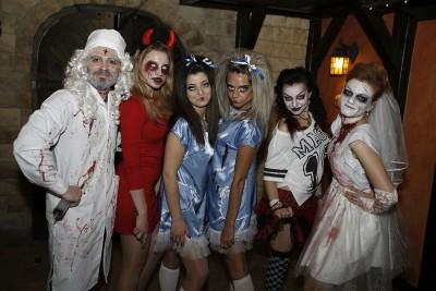 Хэллоуин 2016