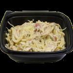 Спагетти Карбонара в сливках